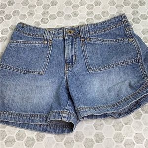 Vintage Hydraulic Size 5/6 Pocket Denim Jean Short